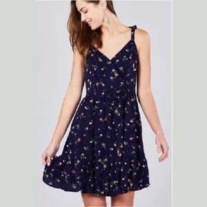 Dresses & Skirts - NAVY BEAUTIFUL DRESS